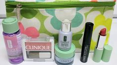 Get your FREE 7 Piece Makeup Bag at @Clinique in Belk with any $25 purchase - going on now! | www.loveshelbey.com | #clinique #makeup #beautyblogger Clinique Makeup, Free Makeup, Fashion Beauty, Make Up, Posts, House, Bags, Handbags, Messages