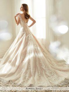 Sophia Tolli Wedding Dresses - Style Estelle