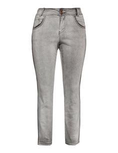 Grey Jeans, Jean Grey, Polka Dot Jeans, Polka Dots, Women's Plus Size Jeans, Slim, Plus Size Fashion, Fall Staples, Grey Light