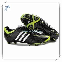online store cdc1e 6511e Cheap adidas adipure TRX FG MiCoach Black White Green For Wholesale