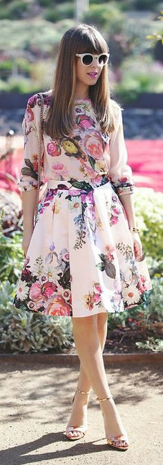 Ted Baker   Oil Painting Florals