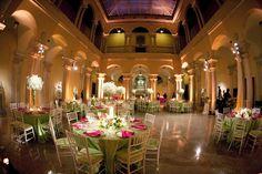 Walters Art Museum Wedding Genevieve Leiper Photography