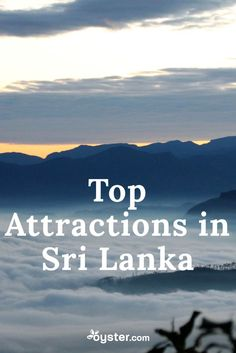 If you've been paying attention to lists of up-and-coming destinations around the world, there's a good chance you've seen Sri Lanka on there. The small and stunning island nation south of India is filled with ancient ruins, rolling hillsides, Buddhist temples, and impressive wildlife. Its tourism suffered in the past when a horrible civil war took place, but since then, the country has become a prime vacation spot. Take a look at our picks for its top 10 attractions.