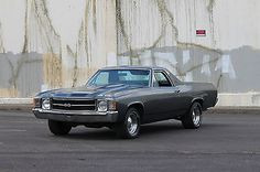 1971 Chevrolet El Camino SS Tribute ~ American Muscle ~ Metallic Paint