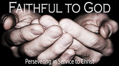 Pastor Mike Fabarez ~ Faithful to God Series Part-1 ~ Setting Our Sights on a Lifetime of Serving Christ ~ Hebrews 3:2-6