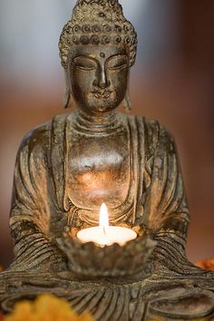 Buddha, offering us the light of wisdom, the Dharma. Lotus Buddha, Art Buddha, Buddha Zen, Buddha Buddhism, Buddhist Art, Buddha Lamp, Amitabha Buddha, Religion, Little Buddha