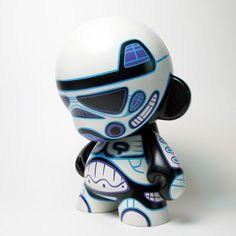 munny | Tags: custom | DIY | Grimsheep | MUNNY MUNTH