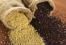 Quinoa and Amaranth -    15 #Superfoods You Should Be Eating Right Now