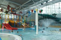 Splashers Water Playground at Sydney Olympic Aquatic Centre - how awesome is this???