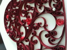 Close up heart by Karen Cain  , so beautiful!  Visit me on Facebook at Karen Cain designs