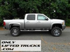 2012 Chevy Silverado 1500 Southern Comfort Apex Lifted Truck