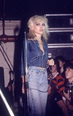 Why Debbie Harry's favourite Levi's 505 jeans are the new denim style to know