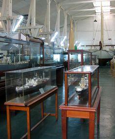 El Museo Naval de la Nación, situado en Tigre