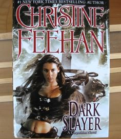 Dark Slayer The Carpathians Series Book 17 Hardcover Christine Feehan Paranormal