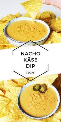 Rezepte Cheap & Cheerful Cooking Nacho cheese dip (vegan) Landscaping Tips: What Mulch to Use for Tr Nacho Cheese Sauce, Nacho Dip, Best Taco Dip Recipe, Vegan Nachos, Vegan Cheese, Cashew Cheese, Raw Food Recipes, Vegan Food, Recipes