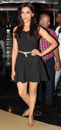 Deepika Padukone at Trailer launch of Film Yeh Jawaani Hai Deewani