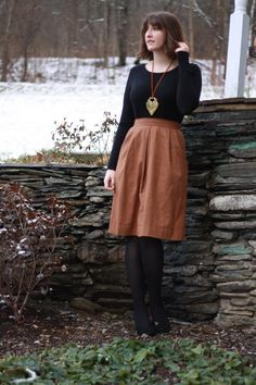 Vintage Pleated Wool Skirt in Cocoa on Etsy, $28.00 Bakers Twine, Wool Skirts, Cocoa, High Waisted Skirt, Vintage Items, Product Description, Beautiful, Etsy, Fashion
