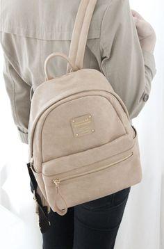Monopoly Mini Leather Backpack @ møe ⛅ fσℓℓσω мє for more! Stylish Backpacks, Cute Backpacks, School Backpacks, My Bags, Purses And Bags, Fashion Bags, Fashion Backpack, Mini Mochila, Faux Leather Backpack