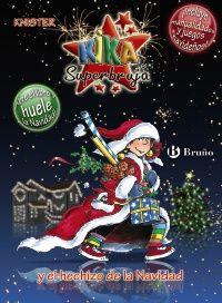La Navidad está a punto de llegar! Pero cuando Kika comprueba que por todas partes reina cualquier cosa menos el espíritu navideño, se lleva una buena decepción… ¡La gente solo piensa en comprar, comprar y comprar, y todo el mundo está de mal humor! ¿Como es posible? Menos mal que Kika tiene un plan… ¡Un verdadero hechizo de la Navidad!