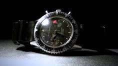 Nivada Grenchen Chronomaster Aviator Sea Diver, 1st Generation, Valjoux 92, early 1960s (Private Collection)
