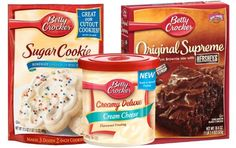Visit www.livingrichwithcoupons for Betty Crocker Coupon and find out how you can score these for a great price and all the latest printable coupons.