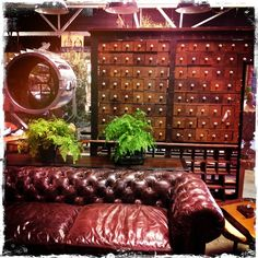 Big Daddy Antiques - We discover the holy grail of vintage/industrial decor and it's in Culver, City, CA… Who knew?