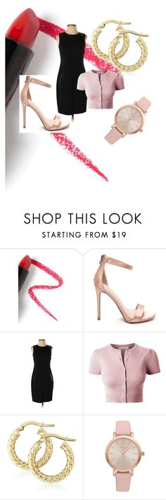 """""""Women in Business"""" by distinctivelygiftedladyt on Polyvore featuring Lapcos, Banana Republic, LE3NO and Vivani"""