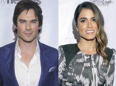 Ian Somerhalder & Nikki Reed Prove They're Still in Love at Night Out With Former President Bill Clinton  Ian Somerhalder, Nikki Reed