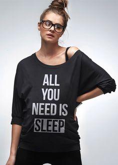Mamagama - All You Need is Sleep Maternity Top