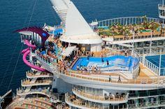 """Вот это """"гармония""""! Спущено на воду самое большое пассажирское судно (22 фото)"""