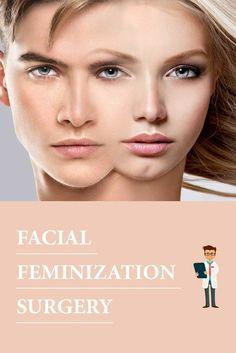 Boy receives facial feminization pic 527