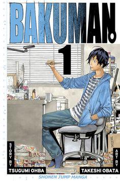 bakuman book 1