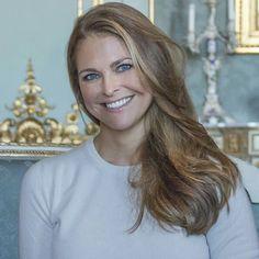 Princess Madeleine of Sweden. September 12 2016