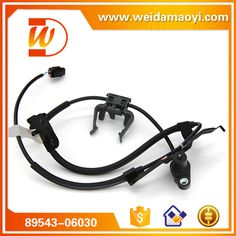 Check out this product on Alibaba.com APP Factory price ABS wheel speed sensor front left repair accessory for Toyota Camry 89543-06030