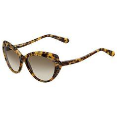 Últimas tendencias: las gafas de sol estilo ojo de gato