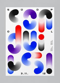 Conduits Feixen / Felix Pfäffli #poster #graphic #Design