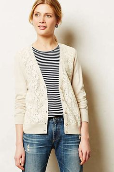 Needlework Cardigan