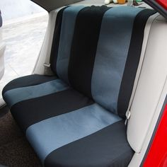 Furnistar Car Vehicle Back Seat Cover
