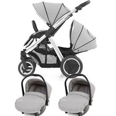 #Double Strollers For The #Twins