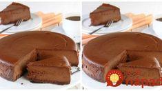 Táto čokoládová torta valcuje internet: Bez varenia, bez pečenia a zatieni aj pečený cheesecake! Raw Vegan Cheesecake, Cheesecake Recipes, Sweet Desserts, Delicious Desserts, Swiss Roll Cakes, Ice Cream Candy, Snack Recipes, Snacks, Mini Cheesecakes
