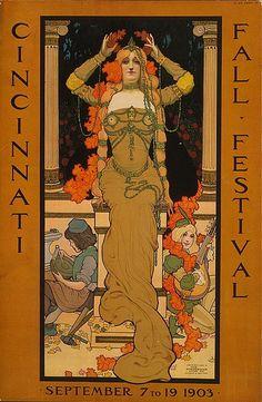 Cincinatti Festival 1903