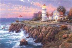pinturas de marinas al oleo para decorar excelente cuadro