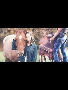 Next time we take pics with the horses ;)