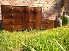 Cómoda original Outdoor Furniture, Outdoor Decor, Outdoor Storage, The Originals, Home Decor, Furniture, Garden Furniture Outlet, Homemade Home Decor, Decoration Home