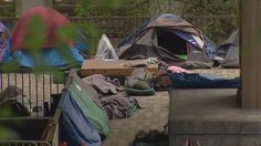 A community meeting was held to discuss Seattle's homeless problem.