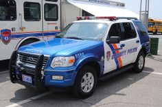 Westchester County Police # 1484 Ford Explorer