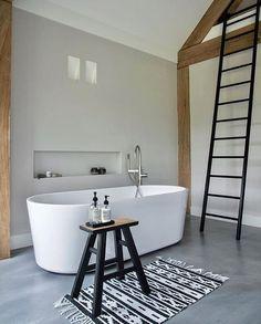 "853 likerklikk, 5 kommentarer – Scandinavian Homewares (@istome_store) på Instagram: ""We just can't get enough this beautiful bathroom by @livingatno.50  Good night all ✨ . #bathroom…"""