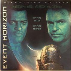 Event Horizon Laserdisc
