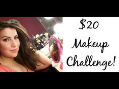 A full makeup look for less than $20