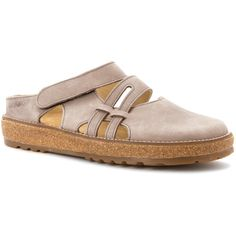 0f5bbdb47fd5ae Haflinger Women s Thea Clogs And Mules Shoes (395050101) ( 130) ❤ liked on  Polyvore featuring shoes